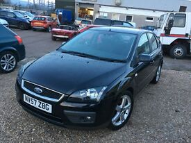 Ford Focus 2007 1.6 petrol 5 door