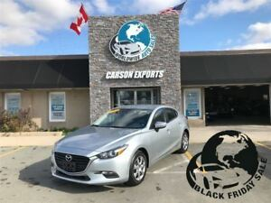 2017 Mazda MAZDA3 CLEAN GX! $129.00 BI-WEEKLY+TAX!