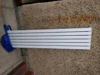 Designer radiator horizontal