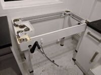 Manual Rise and Fall Table - AKW Medicare RFM 10