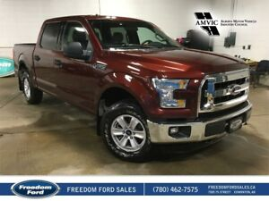 2016 Ford F-150 Cloth Seats, Air Conditioning
