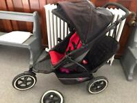 Phil & Teds Double Buggy- for repair or parts