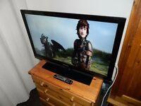 Samsung LE40C530F1W 40 Inch Full HD 1080p LCD TV