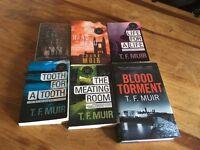 T.F. Muir books