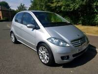 2006 56 MERCEDES A170 AVENTGARDE * ONLY 68000 MILES *