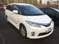 TOYOTA ESTIMA 2.4 HYBRID 8 SEATERS,Ready PCO