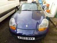 2001 Porsche Boxster 3.2S