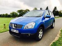 💥2008 Nissan Qashqai 2.0 DCI DIESEL - 1 YEAR MOT 🚙 💥