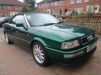 1997 AUDI 2.8 CABRIOLET V6...CLEAN CAR