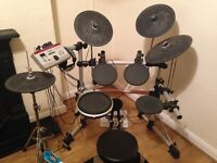 Yamaha electronic drum kit perfect working order