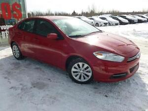 2014 Dodge Dart AERO TURBO ECRAN TACTIL GPS AUTOMATIQUE