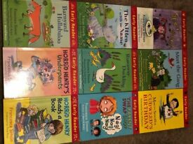 Early Readers book selection