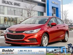 2018 Chevrolet Cruze LT Auto 0.0 % FINANCING FOR 24 MTHS