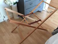 Mamas and papas classic Moses basket stand