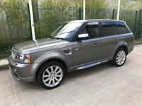 Range Rover Sport 2.7 TD V6 limited edition - Stormer one lady owner from new! SE