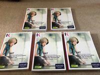 AAT Level 3 Kaplan work books