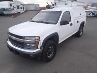 2008 Chevrolet Colorado with Tool Box and Canopy Regular Box 4WD