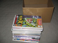Uncanny X-Men Lot of comics. As new condition. 70s to 90s