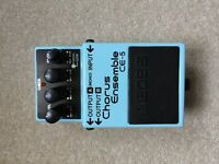 Boss Chorus Guitar Effect Pedal - CE-5
