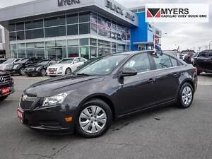 2014 Chevrolet Cruze FRESH TRADE/PRICED TO SELL QUICK!