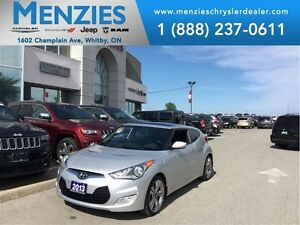 2013 Hyundai Veloster w/Tech, Nav, Bluetooth, Clean Carproof