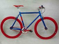 Aluminium NOLOGO Brand new single speed fixed gear fixie bike/ road bike/ bicycles oo6