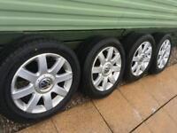 VW ALLOYS - 16s - 5x112