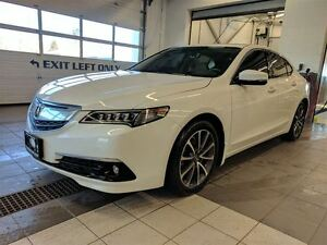 2015 Acura TLX Tech AWD - One Owner - Navigation - Backup Cam!