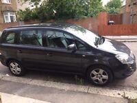 Vauxhall Zafira Exclusiv 1.8 2014