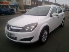 Vauxhall Astra Special 2010 1.3 Diesel 5 Doors low Mileage leather interior very good condition