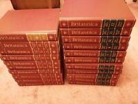 Macropedia The New Encyclopaedia Britannica, 21 Volumes