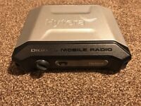 Immaculate Hytera MD655 G (GPS Version) DMR Digital Radio UHF 25W Boxed Brand New Mic