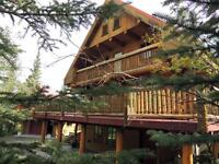 Deagle Log Home Folding Mtn Villiage-Hinton / Jasper