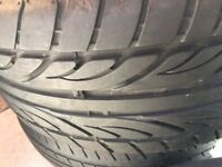 New 195/50/15 tyre for sale