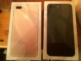 Apple iPhone 7 Plus 128GB - Black with Free Speck Case worth £40.00- 2 year Warranty