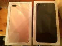 Apple iPhone 7 Plus 128GB - GOLD-Brand New -Full 2 year Warranty-With Store Receipt- Quick Sale -