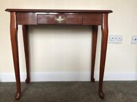Beautiful Mahogany Side Table for sale