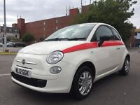 FIAT 500 1.2 MAIN DEALER SERVICE HISTORY ONLY 27000 MILEAGE