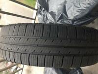 Goodyear eagle four tires