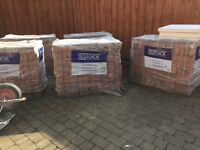 House Bricks (50p a brick) - Unopened Packs from Ibstock. Reduced for quick Sale!