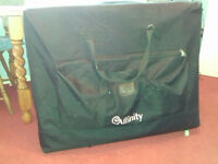 Affinity massage table with extras