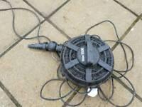 Water fall/pond pump