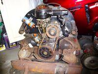 VW aircooled engine