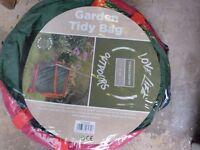 new pop up garden tidy bag