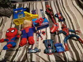 Spiderman batman advenger bundle