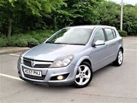 **CHEAP 2007 VAUXHALL ASTRA 1.9 CDTi SRi 150 16v £1695*bargain sxi leon focus golf audi a3 tdi civic