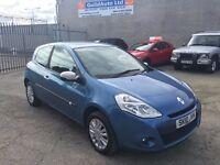 2010 Renault Clio 1.2 16v I-Music 3dr / 3 Month Warranty / HPI CLEAr