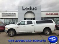 2011 RAM 2500 CREW CAB - HEAVY DUTY HEMI POWERED and APPROVED!
