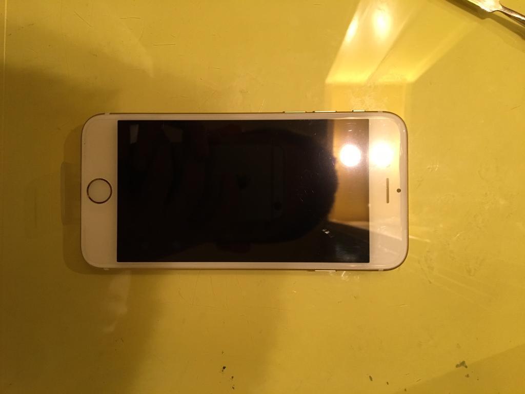 iPhone 6 128gb unlocked brand new gold