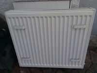 Double Central Heating Radiator 600x700